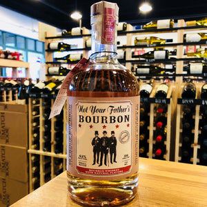 NOT YOUR FATHER'S BOURBON 750ML