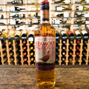 THE FAMOUS GROUSE BLENDED SCOTCH WHISKY 750ML