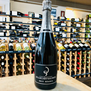 BILLECART-SALMON BRUT RESERVE CHAMPAGNE 750ML