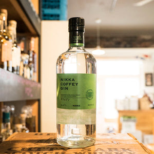 NIKKA COFFEY GIN 750ML