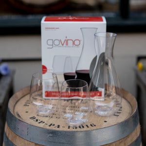 GOVINO DECANTER SET