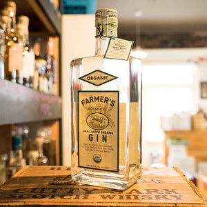 FARMER'S ORGANIC GIN 750ML