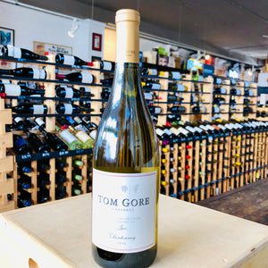 TOM GORE CHARDONNAY 2018 750ML