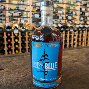 BALCONES BABY BLUE CORN WHISKY 750ML