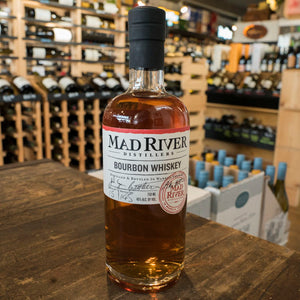 MAD RIVER BOURBON WHISKEY 750ML