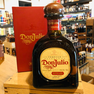DON JULIO REPOSADO TEQUILA 750ML