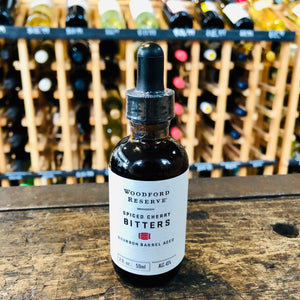 WOODFORD RERSERVE SPICED CHERRY BITTERS 59ML