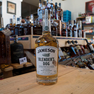 JAMESON BLENDERS DOG IRISH WHISKEY 750ML