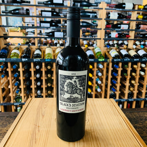 BLACK'S STATION CABERNET SAUVIGNON 2018 750ML