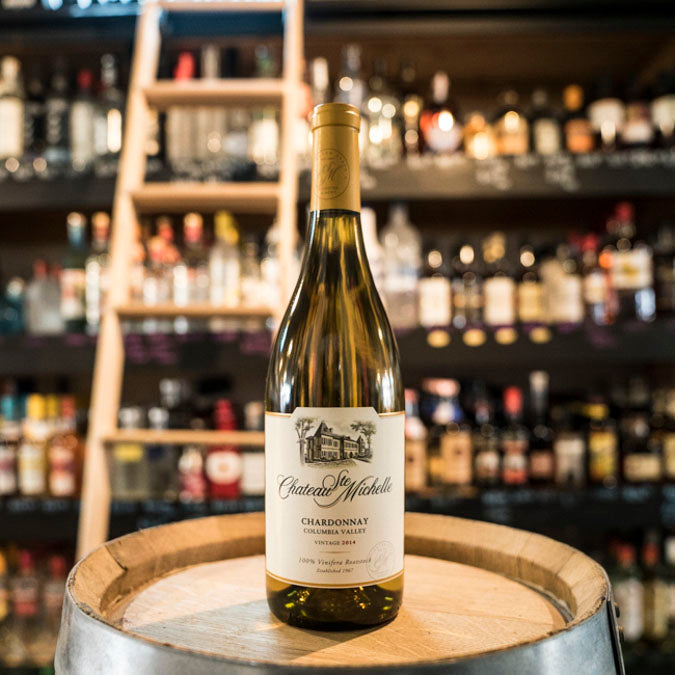 CHATEAU STE MICHELLE CHARDONNAY 750ML