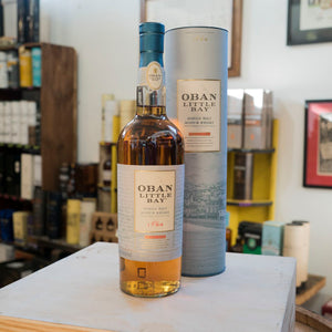 OBAN LITTLE BAY SINGLE MALT SCOTCH 750ML