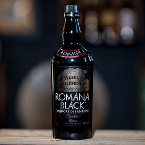 ROMANA SAMBUCA BLACK 750ML