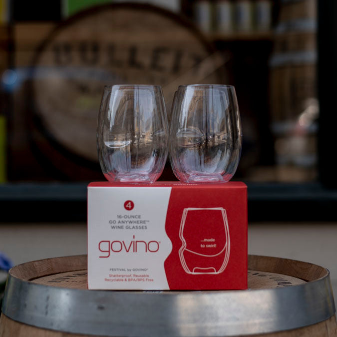 GOVINO WINE GLASS 16OZ 4 PACK