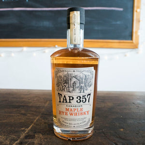 TAP 357 MAPLE RYE 750ML