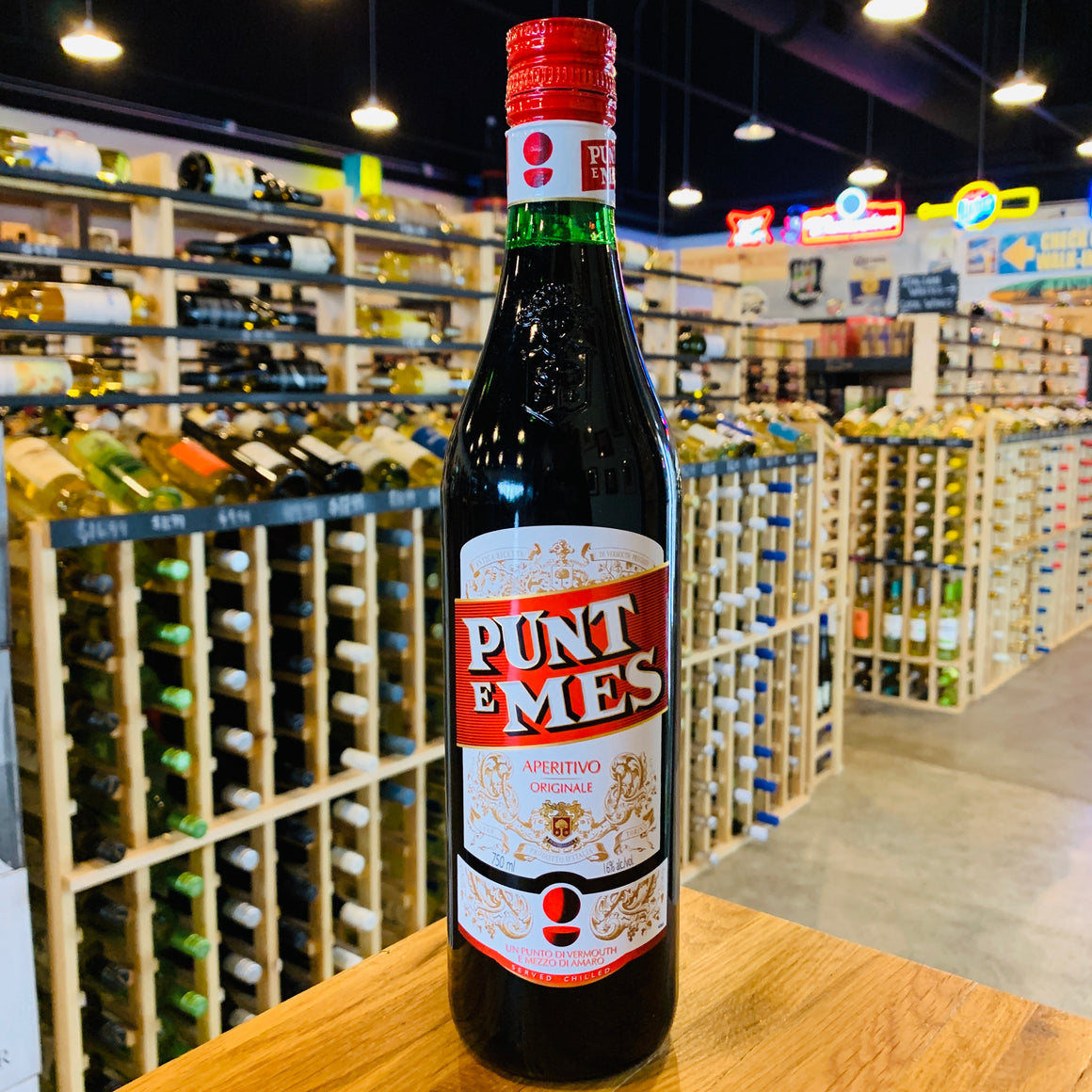 PUNT E MES VERMOUTH 750ML