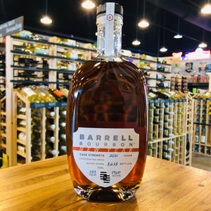 BARRELL BOURBON NEW YEAR 2021 750ML