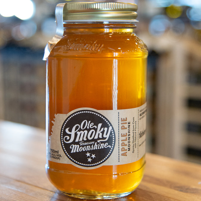OLE SMOKY MOONSHINE APPLE PIE 750ML