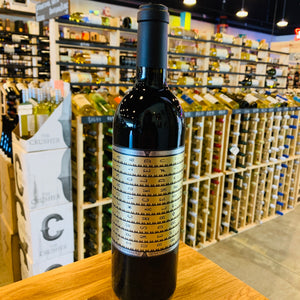 UNSHACKLED CALIFORNIA RED WINE 2018 750ML