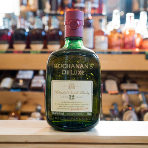 BUCHANAN'S DELUXE 12YR BLENDED SCOTCH WHISKY 750ML