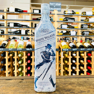 JOHNNIE WALKER WHITE WALKER GAME OF THRONES BLENDED SCOTCH WHISKY 750ML