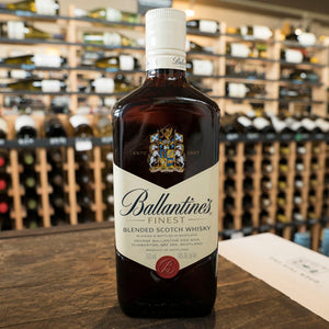 BALLANTINE'S BLENDED SCOTCH WHISKY 750ML