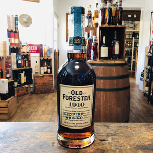 OLD FORESTER 1910 BOURBON 93 PROOF 750ML