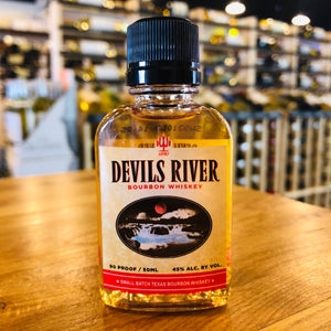 DEVILS RIVER BOURBON 50ML