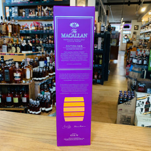 THE MACALLAN EDITION NO. 5 750ML