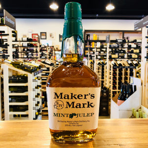MAKER'S MARK MINT JULEP KENTUCKY BOURBON 1L