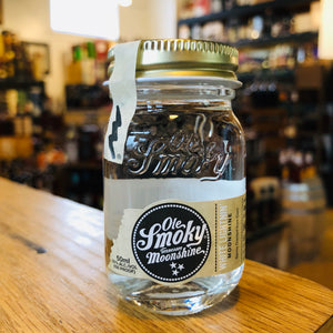 OLE SMOKY MOONSHINE WHITE LIGHTNIN' 50ML
