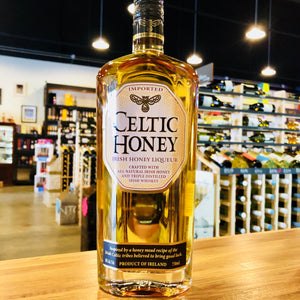 CELTIC HONEY IRISH HONEY LIQUEUR 750ML