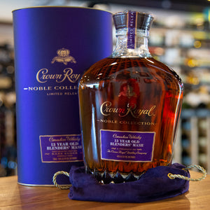 CROWN ROYAL CANADIAN NOBLE COLLECTION 13 YEAR BLENDERS MASH 750ML