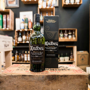 ARDBEG ISLAY SINGLE MALT SCOTCH WHISKY 10 YEAR 750ML
