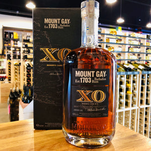 MOUNT GAY XO RESERVE CASK RUM 750ML