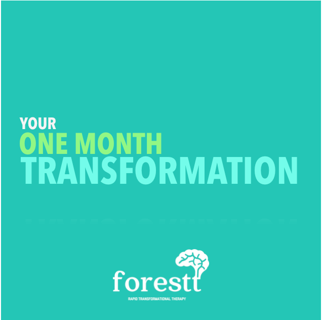 1 Month Transformation: Additional RTT Session - Forestt