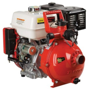 Davey 5213HE Honda (GX390) Electric Start Twin Stage Fire Fighter Pump 13HP - Contact us for availability