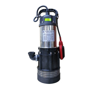 Bianco BIA-B42AC Automatic Submersible Clean Water High Head Drainage Pump 0.55KW 240V (805140)
