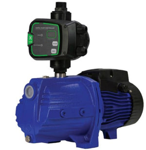 Bianco BIA-FERRO60NXT Drinking Water Approved Cast Iron Pressure Pump with nXt Pump Controller 0.6KW 240V (808397)