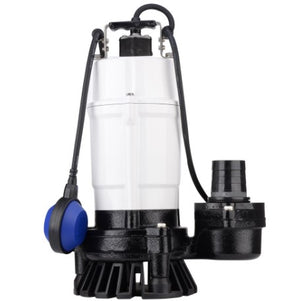 Bianco BIA-HSA750 Automatic Cast Iron Submersible Construction Drainage Pump 0.75KW 240V (808481)