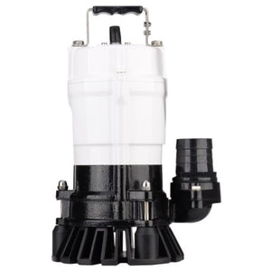 Bianco BIA-HSM500 Manual Cast Iron Submersible Construction Drainage Pump 0.5KW 240V (808480)
