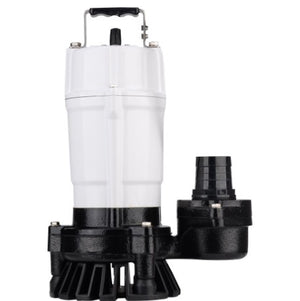Bianco BIA-HSM750 Manual Cast Iron Submersible Construction Drainage Pump 0.75KW 240V (808482)