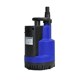 Bianco BIA-JH40011S2 Automatic/Manual Submersible Clean Water Drainage Pump with Internal Float Switch 0.4KW 240V (803068)