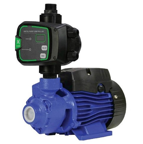 Bianco BIA-PTF37NXT Surface Mounted Peripheral Turbine Pump and nXt Controller 0.37KW 240V (808396)