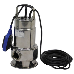 Bianco BIA-Q550B Automatic Submersible Vortex Calf Milk Pump 0.55KW 240V (700835)