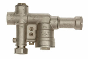 ClayTech AcquaSaver 2 - 3/4 Inch AcquaSaver Rainwater to Mains Water Diversion Valve (807704)