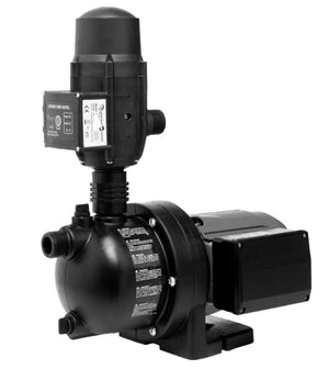 ClayTech B3 Surface Mounted Jet Pump with Automatic Controller 0.4KW 240V (807862) - Contact us for availability