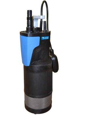 ClayTech BLUEDIVER 20 Submersible Automatic Drainage Pump 0.55KW 240V (807691)