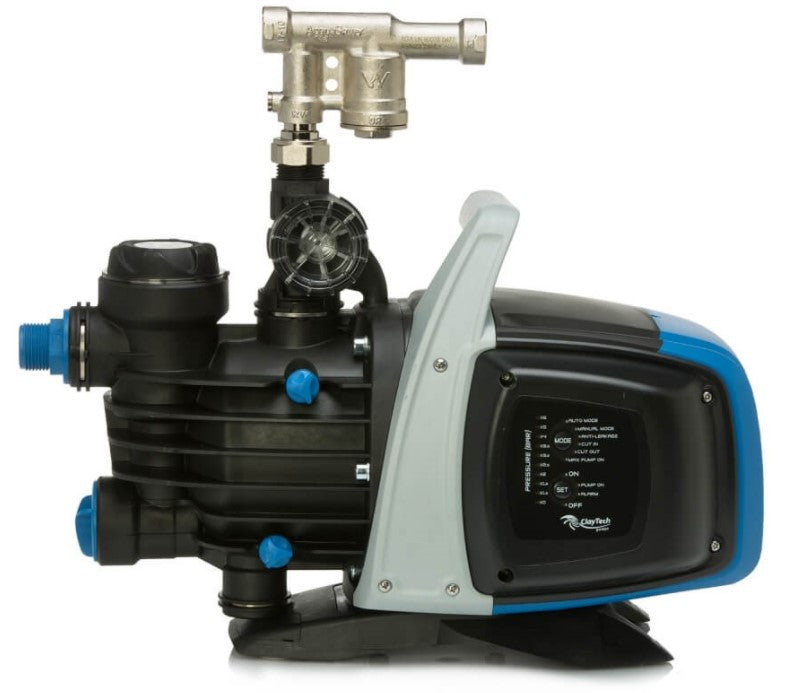"ClayTech CMS C4A2 Surface Mounted Jet Pump with Integrated Automatic Controller & 3/4"" AcquaSaver 0.6KW 240V (807729) - Contact us for availability"