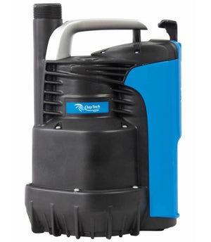ClayTech ProSub C9 Submersible Automatic/Manual Drainage Pump 0.25KW 240V (807695)