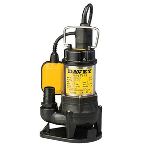 davey d15va multipurpose vortex sump pump